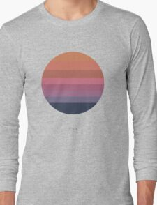 Tycho Awake (Sun Design) Long Sleeve T-Shirt