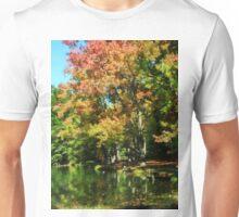 Autumn Reflections Unisex T-Shirt