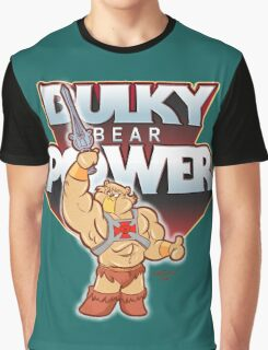 BULKY BEAR POWER Graphic T-Shirt