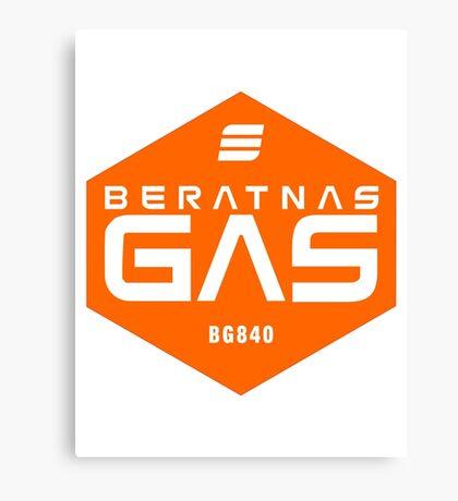 Beratnas GAS company - The Expanse Canvas Print
