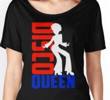 DISCO QUEEN Women's Relaxed Fit T-Shirt