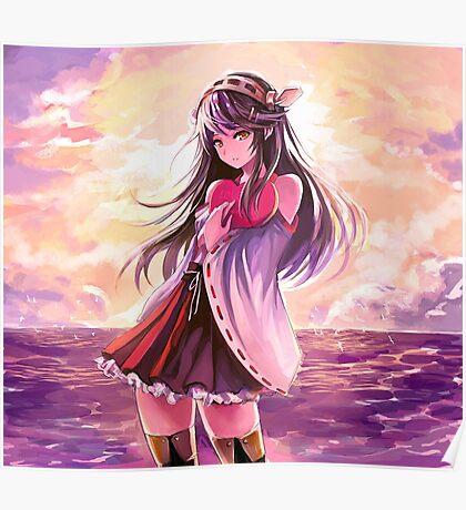 Haruna's Valentine Poster