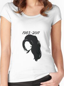 Amy Tribute Women's Fitted Scoop T-Shirt
