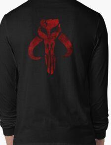 Mandalorian Symbol Long Sleeve T-Shirt