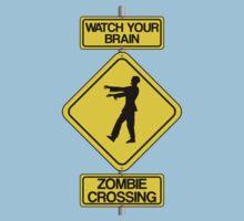 Watch Your Brain: Zombie Crossing by ScottW93