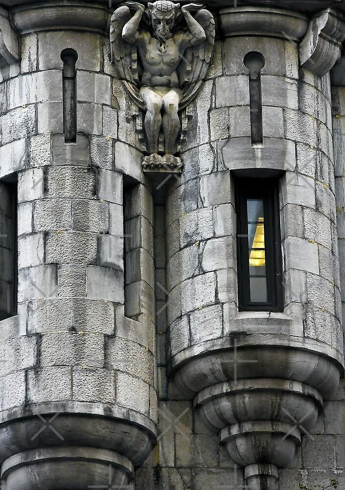 What Light From Yonder Window Breaks... by Heather Friedman