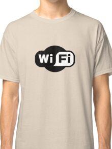 Wi-Fi logo Classic T-Shirt