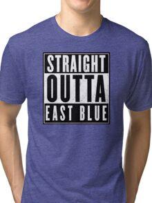 One Piece - East Blue Tri-blend T-Shirt