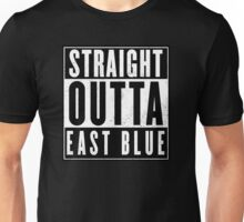 One Piece - East Blue Unisex T-Shirt