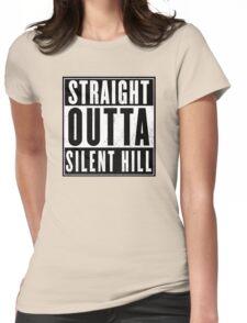 Silent Hill – Silent Hill Womens Fitted T-Shirt