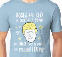 Donald Trump Valentines Day Card Unisex T-Shirt