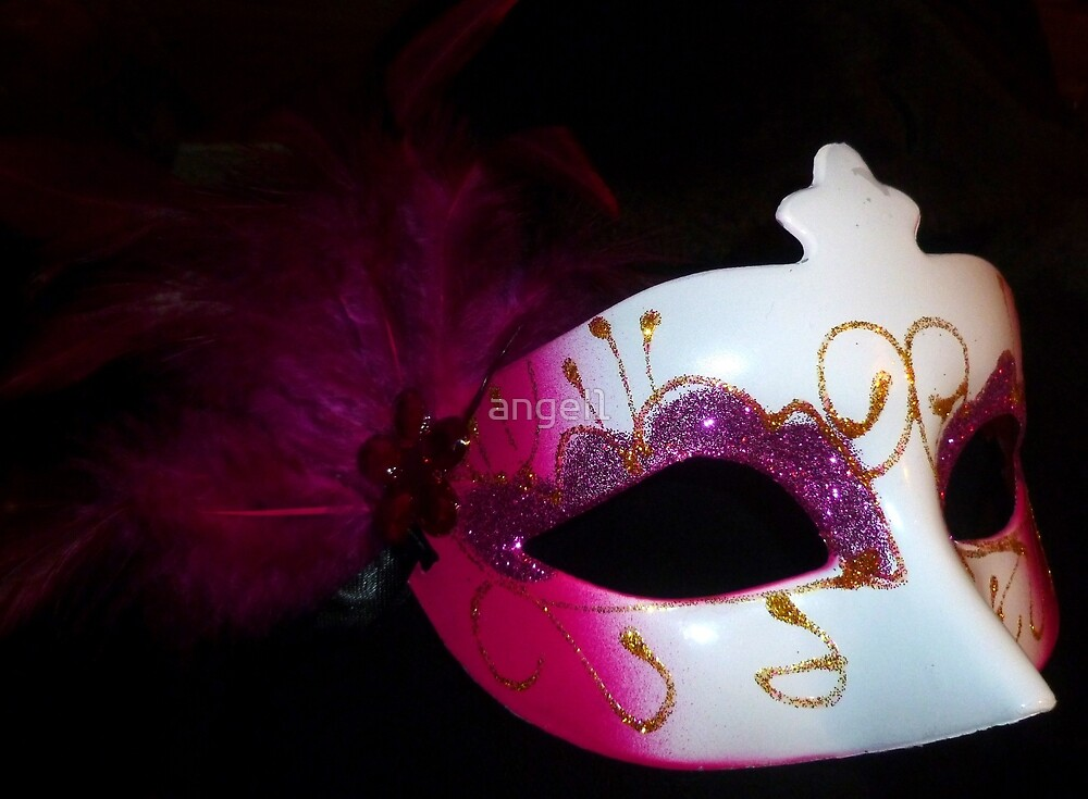 Masked by ©The Creative  Minds