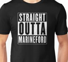 One Piece - Marineford Unisex T-Shirt