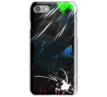 Brush chaos iPhone Case/Skin