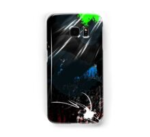 Brush chaos Samsung Galaxy Case/Skin