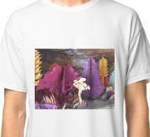 Landscape sculpture print Classic T-Shirt