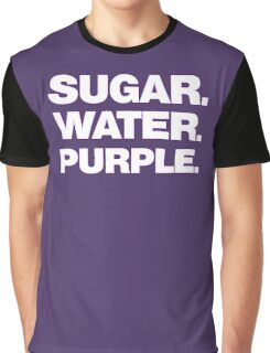 Grape Drink Graphic T-Shirt