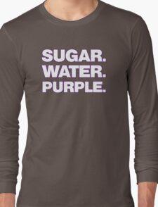 Grape Drink Long Sleeve T-Shirt