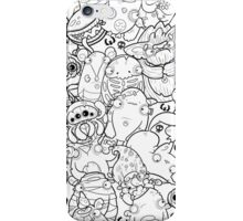 Creepies Collage iPhone Case/Skin