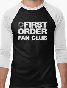 First Order Fan Club Men's Baseball ¾ T-Shirt