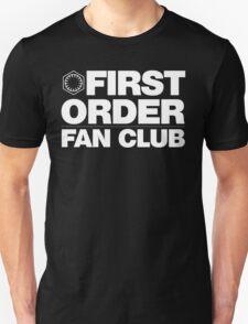 First Order Fan Club Unisex T-Shirt