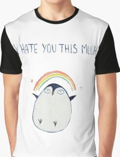 insulting friends - I hate you this much Graphic T-Shirt