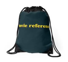 Movie Reference - *batteries not included Drawstring Bag