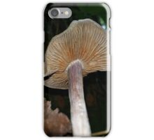 Spores from below iPhone Case/Skin
