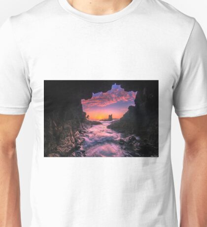 Cathedral Rocks Cave Unisex T-Shirt
