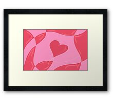 Flourishing Love Framed Print