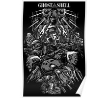 Ghost In Shell Epic Art Poster