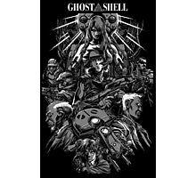 Ghost In Shell Epic Art Photographic Print