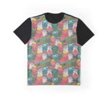 The crowd. Graphic T-Shirt