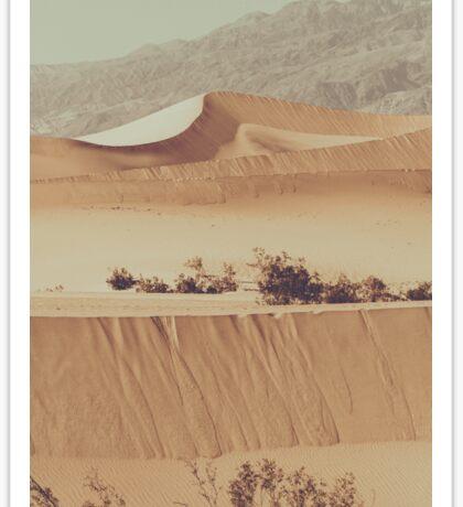 Death Valley 5828 Sticker