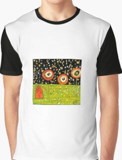 Firefly House Graphic T-Shirt