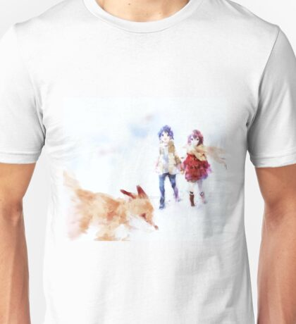 twin fox Unisex T-Shirt