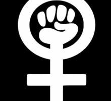 Riot Grrrl V.3 (Sticker) Sticker