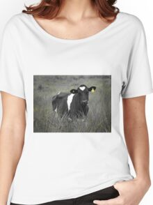 Lonely Cow Women's Relaxed Fit T-Shirt