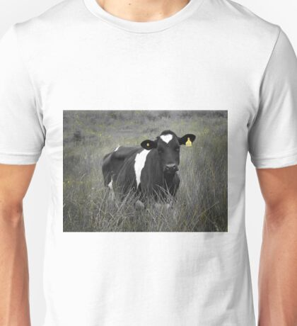 Lonely Cow Unisex T-Shirt