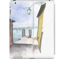 Giudecca, Venice iPad Case/Skin