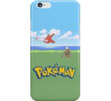 Pokemon Opening iPhone Case/Skin