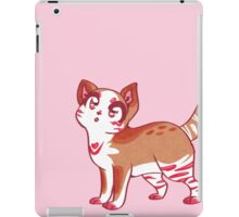Heart Neko iPad Case/Skin