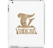 Vindictus Logo iPad Case/Skin