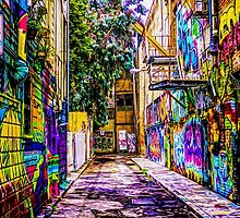 The Alley by Avi Love