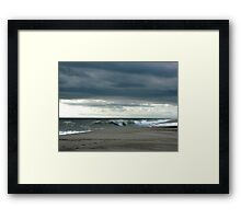 Stormy Weather 2 Framed Print