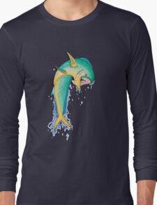 Maxwell the Mahi-Mahi Long Sleeve T-Shirt
