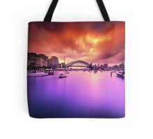 Lavender Bay Colours  Tote Bag