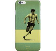 Maradona iPhone Case/Skin