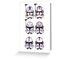 501st 6-pack Greeting Card