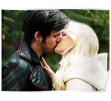 A Kiss in Camelot Poster